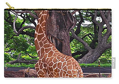 Stretching It Carry-all Pouch by Michele Myers