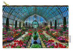 Sunken Garden Como Conservatory Carry-all Pouch