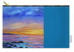 Sunset Beach Carry-all Pouch