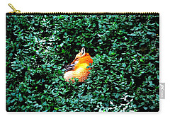 Carry-all Pouch featuring the photograph Sweet Slumber by Deena Stoddard