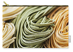 Tagliolini Pasta Carry-all Pouch by Elena Elisseeva