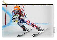 Ted Ligety Skiing  Carry-all Pouch