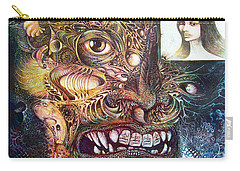 The Beast Of Babylon Carry-all Pouch