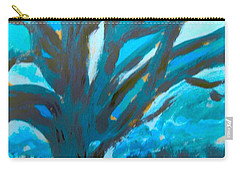 The Blue Tree Carry-all Pouch