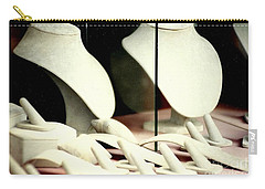 Carry-all Pouch featuring the photograph New Orleans Heist In The French Quarter by Michael Hoard