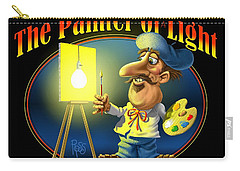 The Painter Of Light Carry-all Pouch