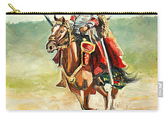 The Polish Winged Hussar Carry-all Pouch
