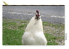 The Walk Carry-all Pouch by Donna Brown