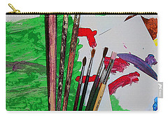 The Young Artists Canvas Carry-all Pouch