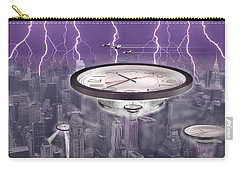 Time Travelers Carry-all Pouch by Mike McGlothlen