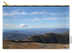 Top  Mt Washington  Carry-all Pouch