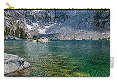 Treasure Lakes Carry-all Pouch by Cat Connor