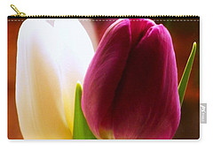 2 Tulips For Mother's Day Carry-all Pouch