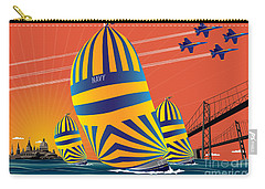 Usna Sunset Sail Carry-all Pouch