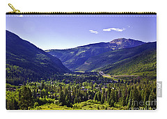 Vail Valley View Carry-all Pouch