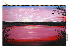 Vanquished Carry-all Pouch by Meaghan Troup