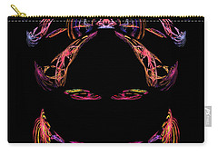 Veiled Lady Carry-all Pouch by Jane McIlroy