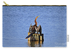 Wet Wings Carry-all Pouch by Al Powell Photography USA