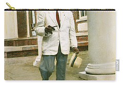William Faulkner (1897-1962) Carry-all Pouch by Granger