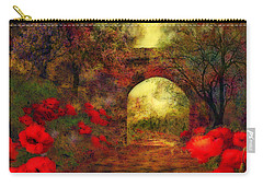 Ye Olde Railway Bridge Carry-all Pouch