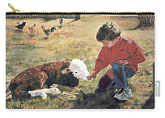 20 Minute Orphan Carry-all Pouch by Lori Brackett