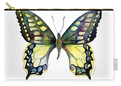 20 Old World Swallowtail Butterfly Carry-all Pouch