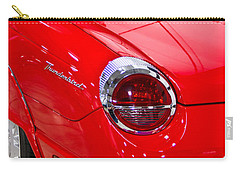 2002 Red Ford Thunderbird-rear Left Carry-all Pouch by Eti Reid