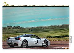 2010 Ferrari Carry-all Pouch