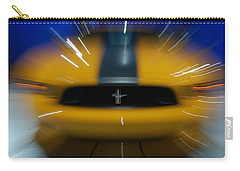 2013 Ford Mustang Carry-all Pouch by Randy J Heath