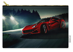 2014 Novitec Rosso Ferrari F12 Berlinetta N Largo Carry-all Pouch