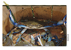 24 Crab Challenge Carry-all Pouch