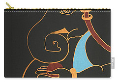 24 Maheshwaram Ganesh Carry-all Pouch