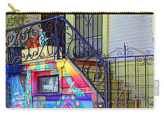 25 Balmy Alley San Francisco Carry-all Pouch