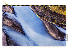 Aerial Photo Carry-all Pouch by Gunnar Orn Arnason