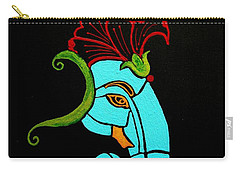 26 Uddana Ganesh Carry-all Pouch
