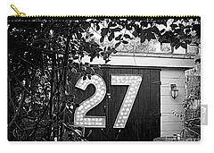 27 In Lights Carry-all Pouch by Valerie Reeves