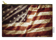 American Flag 53 Carry-all Pouch