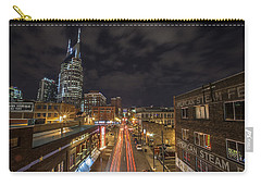 2nd Ave And Broadway Carry-all Pouch