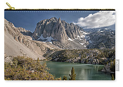 2nd Lake And Temple Crag Carry-all Pouch by Cat Connor