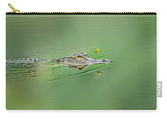 Alligator Carry-all Pouch by Peter Lakomy