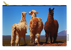 3 Amigos Carry-all Pouch by FireFlux Studios