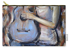 Blue Guitar 010709 Carry-all Pouch