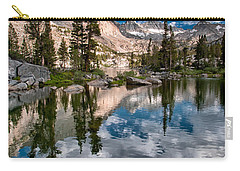 Blue Lake Carry-all Pouch by Cat Connor