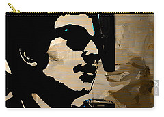 Bob Dylan Recording Session Carry-all Pouch