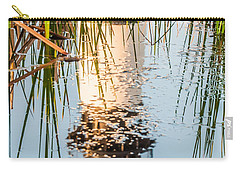 Carry-all Pouch featuring the photograph Bodie Island Lighthouse Obx Cape Hatteras North Carolina by Alex Grichenko