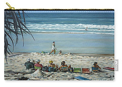 Burleigh Beach 220909 Carry-all Pouch