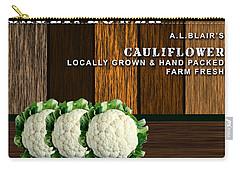 Cauliflower Farm Carry-all Pouch
