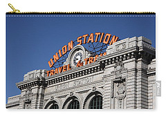 Denver - Union Station Carry-all Pouch