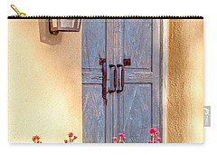 Doors Of Santa Fe Carry-all Pouch