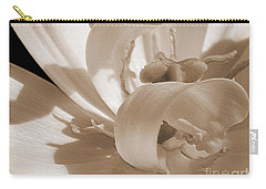 Double Late Tulip Named Angelique Carry-all Pouch